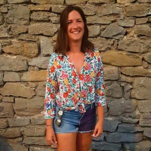 Margaux is running the Love from Bordeaux blog and she is a city guide thanks to all her good deals and addresses in the city!